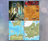 Save on 13th Age Glorantha and Glorantha Maps in our 'Stay In and Game' Warehouse Clearance Sale
