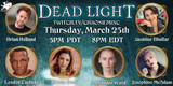 You're invited to a strange encounter on the road... 'Dead Light' on Chaosium Twitch - March 25th