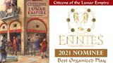 ENnies spotlight: Citizens of Lunar Empire - Journey to Jonstown #25