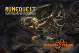 RuneQuest in German: the crowdfunding campaign gets underway