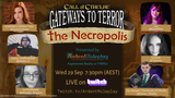 Ardent Roleplay plays The Necropolis with augmented reality encounters – Wed 29 September