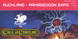 Chaosium at Armageddon Auckland, Oct 23-26