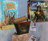 Save on Chaosium board and card games in our 'Stay In and Game' Warehouse Clearance Sale