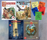 Save on selected RuneQuest Classic and HeroQuest RPG titles in our 'Stay In and Game' Warehouse Clearance Sale