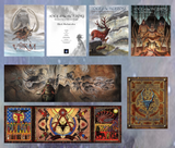Save on Aquelarre and Würm RPG titles in our 'Stay In and Game' Warehouse Clearance Sale