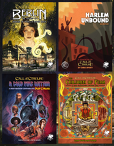 """Unnatural Selections #49 - """"flipping the script"""": notable critical commentary for four recent groundbreaking Call of Cthulhu titles"""