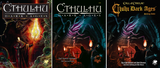 Cthulhu Dark Ages - a tale of three editions