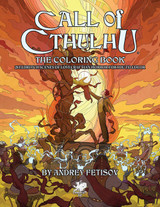Staying In? Color in at home with Chaosium - we've made Call of Cthulhu The Coloring Book a free download