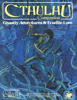 Unnatural Selections #47 - what critics said now and then about the Cthulhu Companion, now part of our Call of Cthulhu Classic Kickstarter