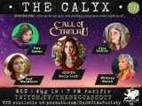 Coming up Wednesday: Call of Cthulhu actual play with Keeper Becca Scott and the Good Time Society