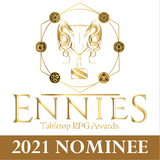 Chaosium congratulates our community content nominees in the 2021 ENnies