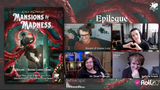 The Stream of Chaos wraps up Mansions of Madness actual play: binge-watch it all on YouTube