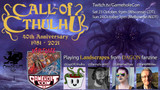 Forty years of Fhtagn! Call of Cthulhu actual play with the maestro Mark Morrison and Ain't Slayed crew for GameholeCon