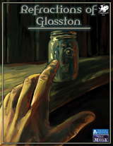 Miskatonic Monday: ENnie Award-winning student-produced Call of Cthulhu adventure 'Refractions of Glasston' now available in Print