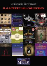 Miskatonic Monday #41: the Misktonic Repository Halloween 2021 Collection