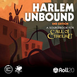 Play Harlem Unbound on the Roll20 virtual tabletop