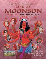 Journey to Jonstown #15: the glorious return of Moonson!