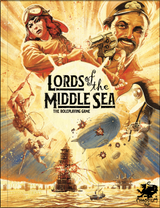 Lords of the Middle Sea RPG update: the cover art, a work-in-progress