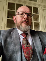 """""""Mike Mason – Subverting norms, breathing life into old tropes"""" Call of Cthulhu AMA on September 15"""