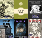 Miskatonic Monday #23: new titles for the new year!