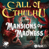 New to Roll20: Mansions of Madness