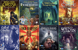 Unnatural Selections #38 - Reviews of our POD Call of Cthulhu titles, all 25% off until Dec 31st