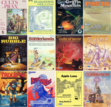 RuneQuest Classics - now available POD, and 25% off until the end of the year