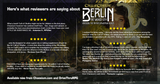 Here's what reviewers are saying about BERLIN THE WICKED CITY
