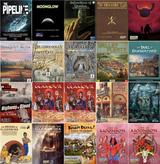 Premium Print Sale! Save 25% on selected community content titles at DriveThruRPG before a big price rise