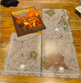 RuneQuest Starter Set Design Diary #11: the back covers make a map!