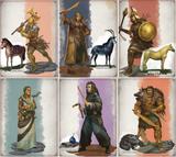 RuneQuest Starter Set Design Diary #3: The New Adventurers