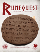 """Taking Bronze Age authenticity to the next level"": Chaosium announces clay tablet cuneiform edition of RuneQuest RPG"