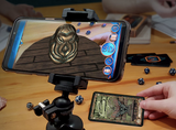 Play Call of Cthulhu and RuneQuest with Ardent Roleplay Augmented Reality