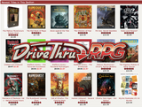 2020 was a big year for Chaosium on DriveThruRPG: here's everything we released