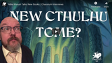 Chaosium Interviews: Mike Mason Talks New Books