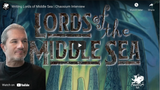Chaosium Interviews: Jason Durall on developing the Lords of the Middle Sea RPG