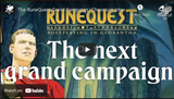 Chaosium Interviews: The RuneQuest Grand Campaign with Jeff Richard