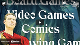 Chaosium Interviews: Board Games, Video Games and Comics with Jeff Richard