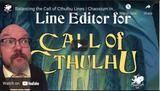 Chaosium Interviews: Balancing the Call of Cthulhu Lines