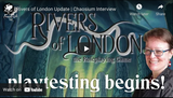 Chaosium Interviews: Rivers of London update with Lynne Hardy