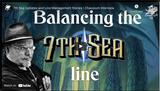Chaosium Interviews: John Wick on balancing the 7th Sea line
