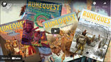 RuneQuest Starter Set Design Diary #10: take a look at an advance copy of the Starter Set
