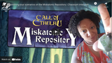 Chaosium Interviews: Publishing your scenarios on the Miskatonic Repository with Bridgett Jeffries