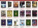 1001 Chaosium Titles up to 25% off in DriveThruRPG's Christmas in July Sale
