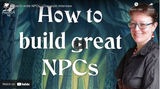 Chaosium Interviews: How to write NPCs with Lynne Hardy