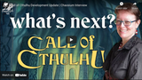Chaosium Interviews: Call of Cthulhu projects currently in development with Lynne Hardy