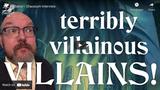 Chaosium Interviews: Villains! with Mike Mason