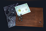 40 for the 40th: special Call of Cthulhu leather document wallets from Type 40