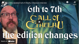Chaosium Interviews: How Mike Updated Call of Cthulhu