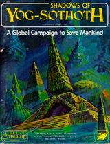 Unnatural Selections #44 - what critics said now and then about Shadows of Yog-Sothoth, now part of the Call of Cthulhu Classic Kickstarter